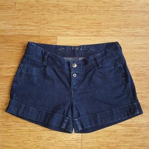 Express Denim Jeans Shorts Size 8